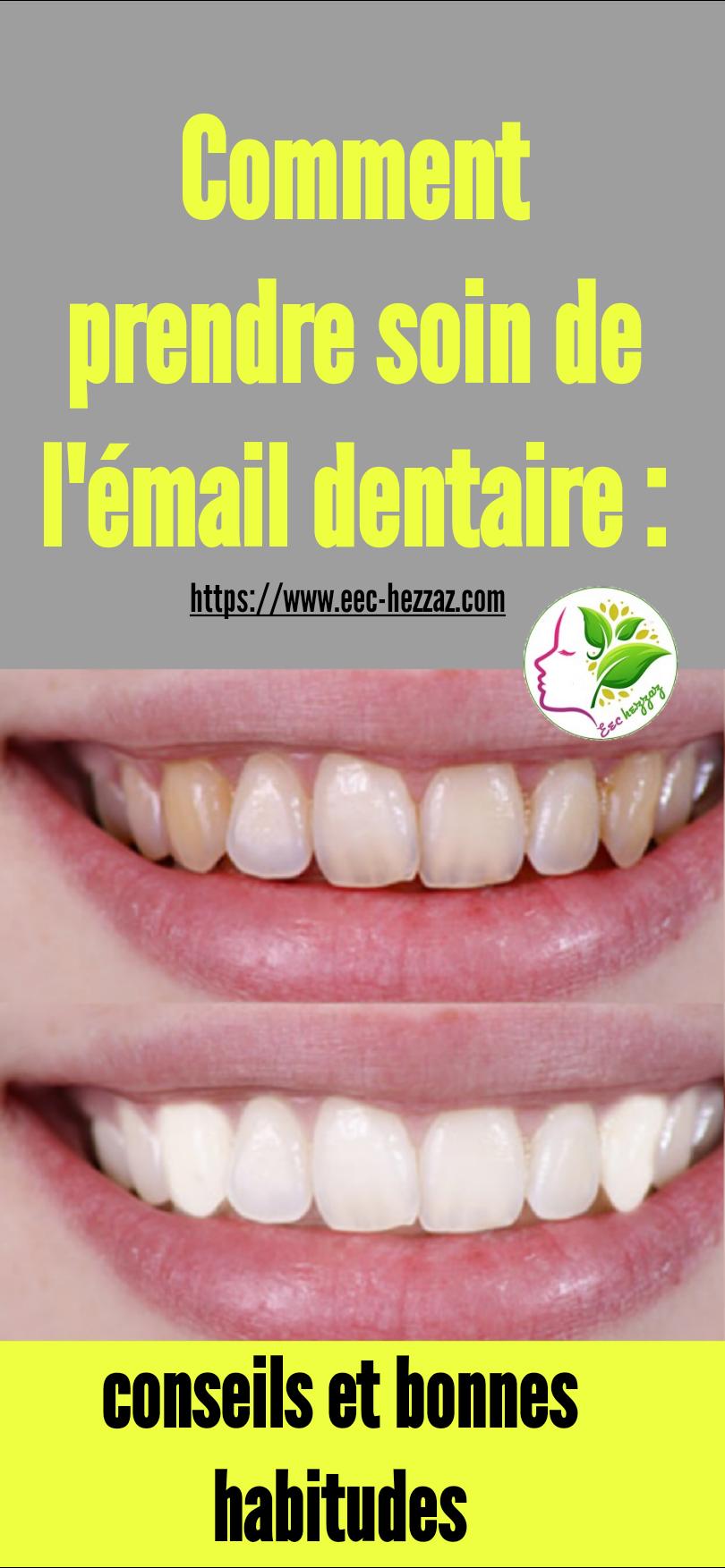 Comment prendre soin de l'émail dentaire : conseils et bonnes habitudesComment prendre soin de l'émail dentaire : conseils et bonnes habitudes