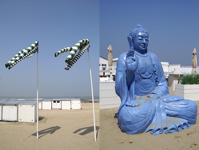 Ynas Design Blog   Am Strand von Knokke Heist