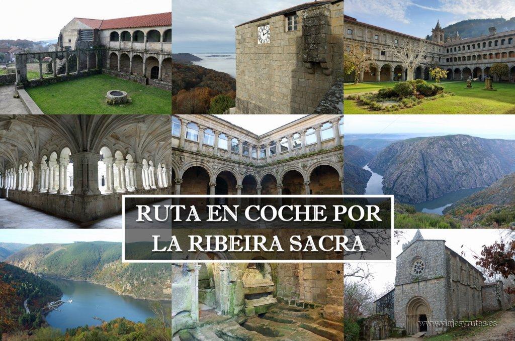 Ruta en coche por Ribeira Sacra de Orense