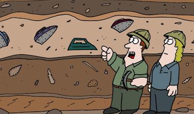 Arkeolog Aile Mersin'de