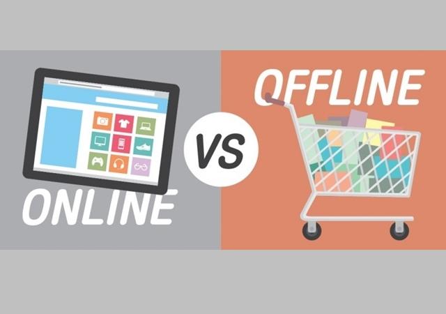 Shopping Online atau Offline, Yang Mana Korang Suka?