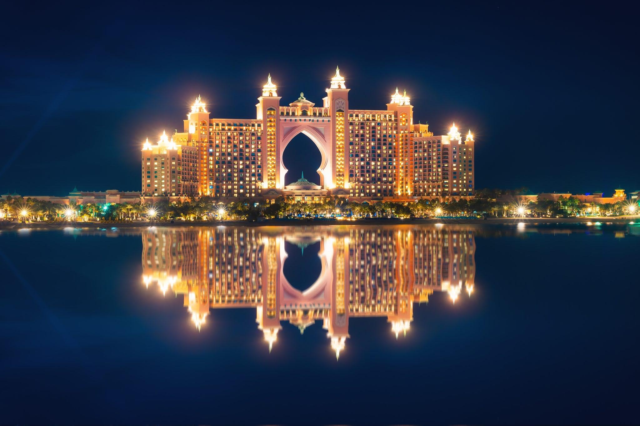 دبي وجهة مميزة لقضاء عطلة عيد الفطر السعيد