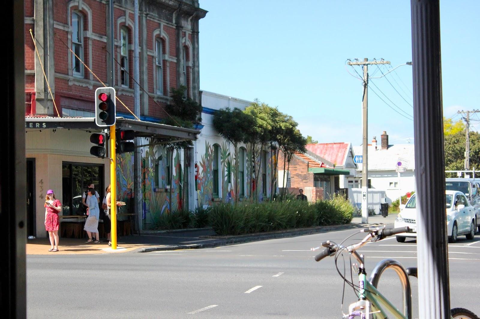 Mount Eden suburb, Auckland