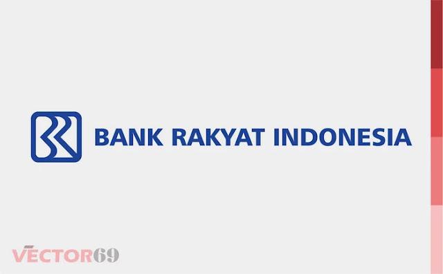 Logo Bank BRI (Bank Rakyat Indonesia) Landscape - Download Vector File PDF (Portable Document Format)