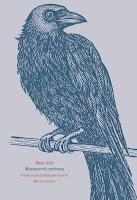 Max Aub Manuscrit corbeau Héros-Limite