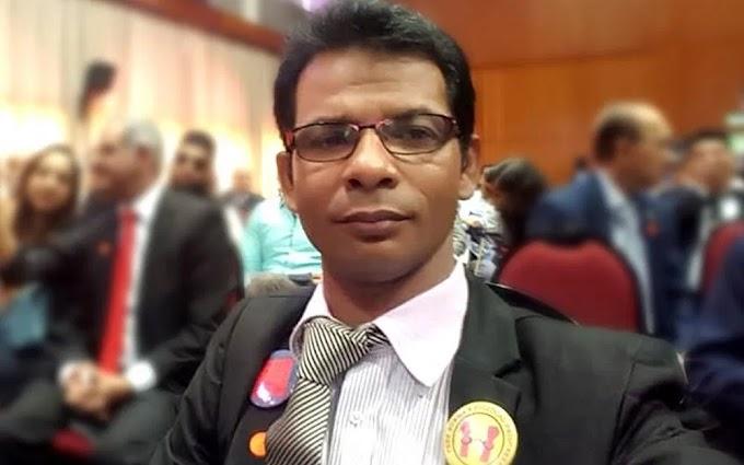 President NGO Rohingya mohon maaf, menyah aktifkan akaun Facebook