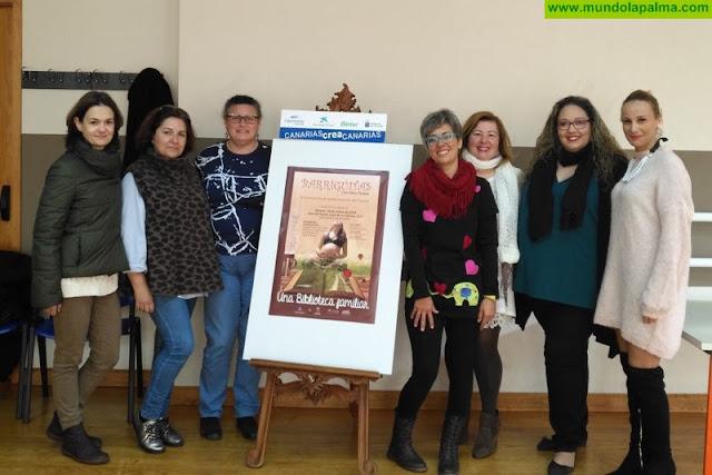 Las bibliotecas del Valle de Aridane ponen en marcha un programa cultural para familias embarazadas
