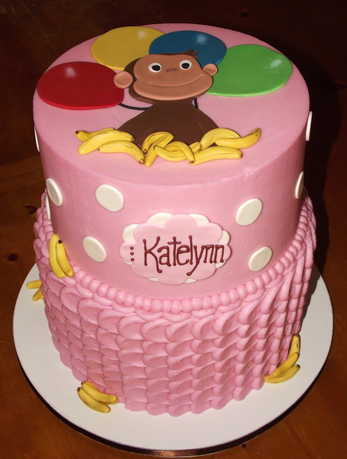 1000+ images about Monkey Cakes on Pinterest   Monkey ...