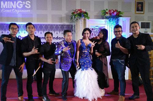 Mc Ming Ming - Mc Semarang - Avian Ghatering Semarang 2016