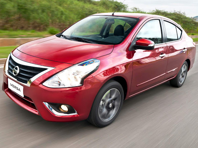 Nissan Versa 2017 CVT Automático