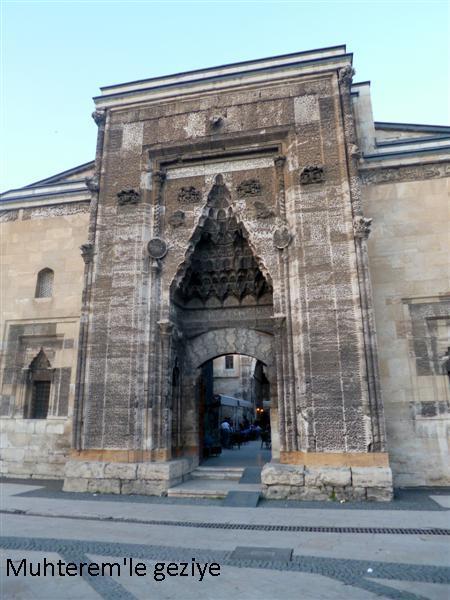 buruciye madrasah gate
