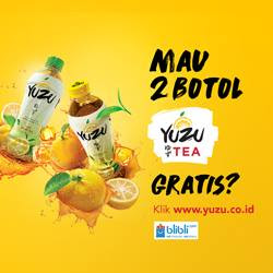 Manfaat Minuman Yuzu Teh Rasa Buah Citrus