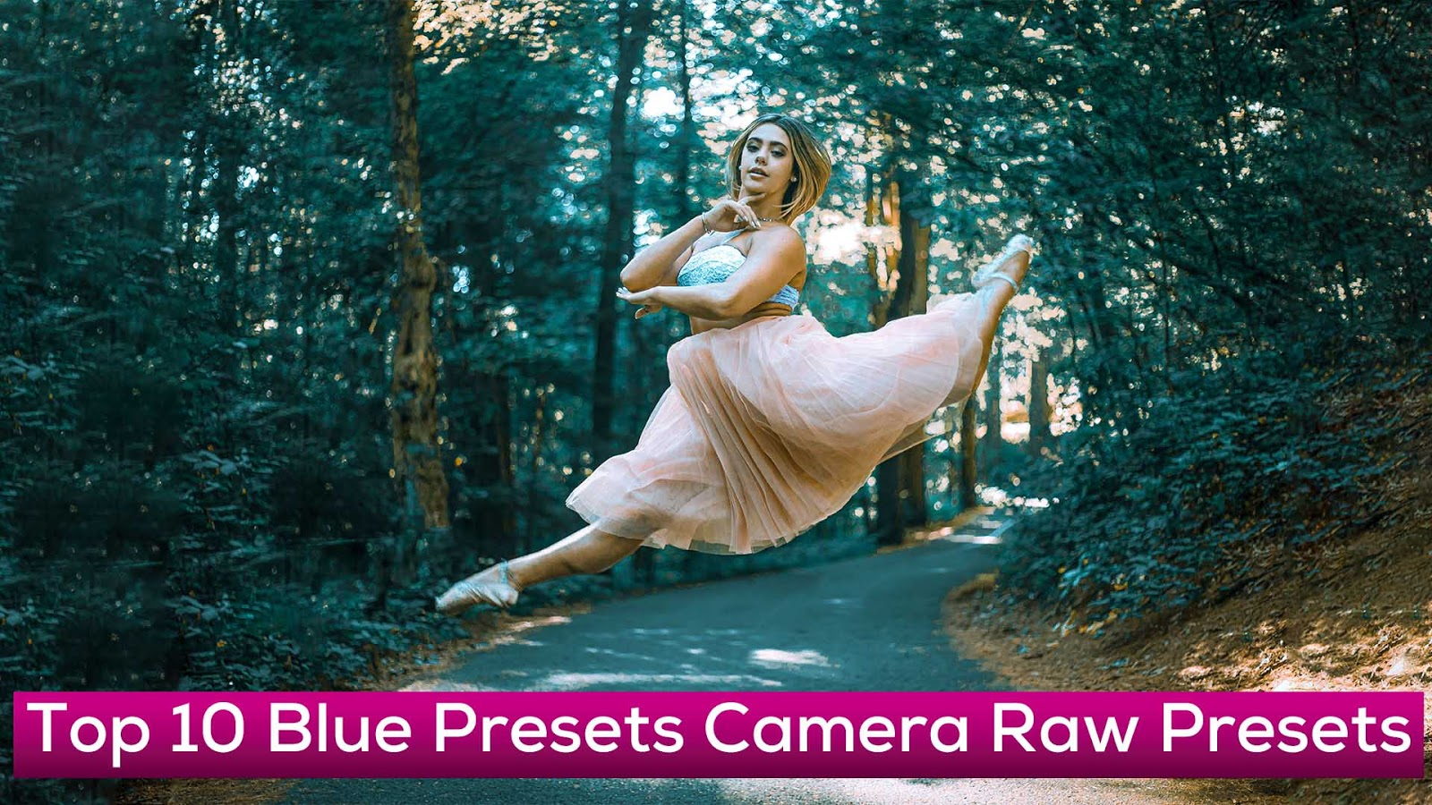 Top 10 Blue Color Camera Raw Presets Free Download