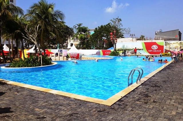 Kolam Renang Matador Waterpark Cifest