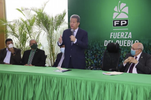 "Leonel Fernández: ""La JCE tomó una decisión injusta, irregular e inconstitucional"""