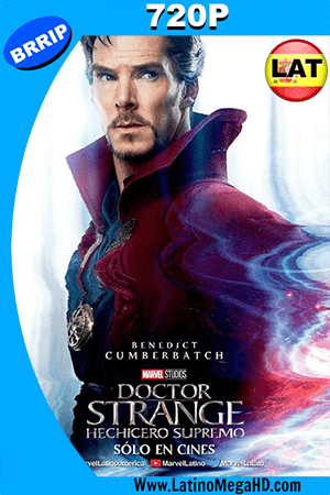 Doctor Strange (2016) Latino HD 720p - 2016