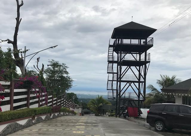 Sea View from Vista Tala Bataan