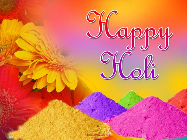 Happy Holi Images HD Wallpapers Free Download 4