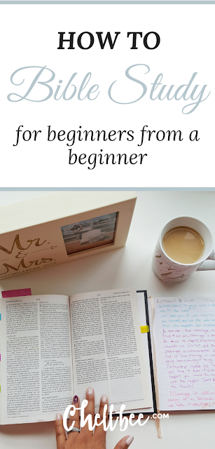 Bible Study | Discover 4 simple tips that will transform your bible study routines. These tips are perfect for beginners or teens. Bible study plans #bible #biblestudy