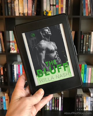 Cover Reveal: The Bluff by Willa Nash | About That Story