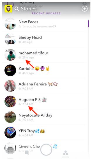 Cara Mengetahui Saat Seseorang Sedang Online di Snapchat