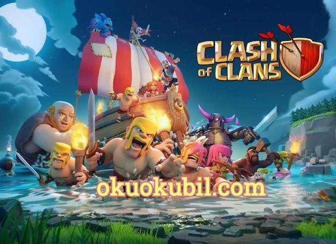 Clash of Clans v13.369.4 Sınırsız Para Hileli Mod Apk İndir 2020