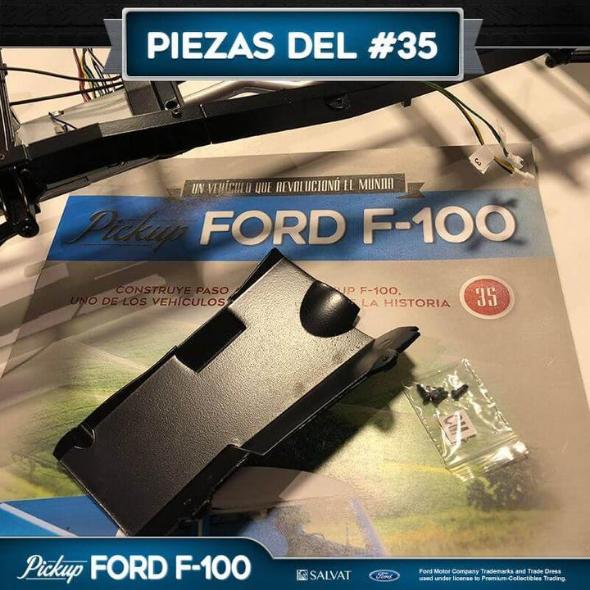Entrega 35 Ford F-100
