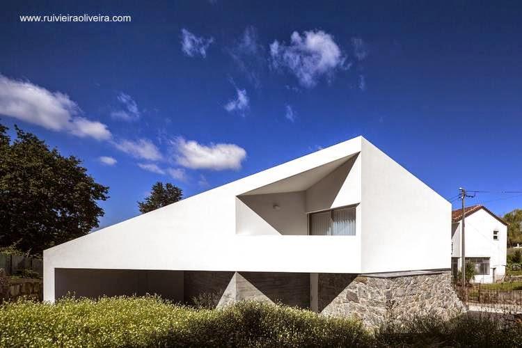 Arquitectura de Casas: 15 diseu00f1os de casas de campo contemporu00e1neas.
