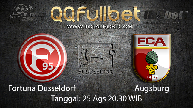 Prediksi Bola Jitu Fortuna Dusseldorf vs Augsburg ( German Bundesliga )