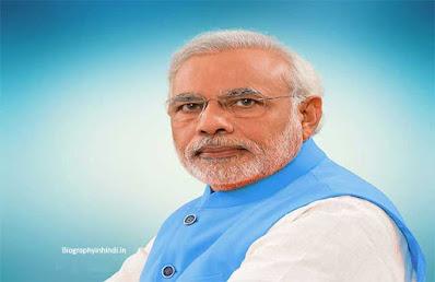 नरेंद्र मोदी का जीवन परिचय व उनके जीवन से जुड़े विवाद (Narendra Modi Biography in hindi and their Controversies )