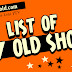List of PTV Old Shows