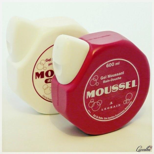 Gel Moussant para baño y ducha Moussel