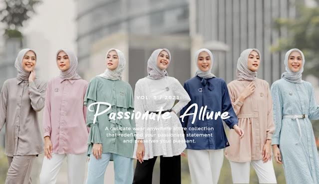 zytadelia merk hijab nyaman lembut kekinian