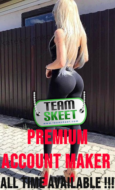 TeamSkeet - Premium Account Maker [All Time Available]