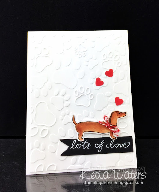Recollections, Kecia Waters, dachshund, love, Valentine