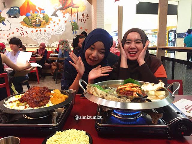 Ojju K-Food Restaurant Jakarta