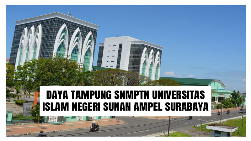 Daya Tampung SNMPTN UINSA 2022/2023