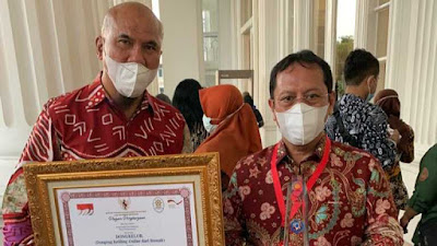 Kerja Keras Pemkot Makassar Tangani Covid-19 Diapresiasi Penghargaan