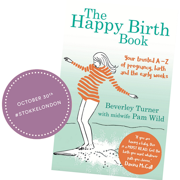 The Happy Birth Book StokkeLondon