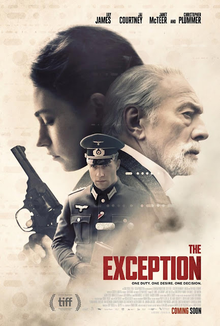 The Exception (2017) ταινιες online seires oipeirates greek subs
