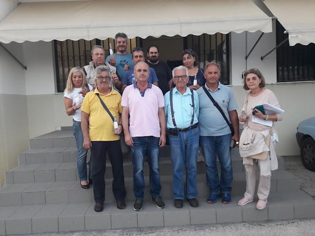 Εντρύφησαν στην απόσταξη ούζου οι καταρτιζόμενοι του τμήματος Ποτοποιίας του ΔΙΕΚ Επιδαύρου