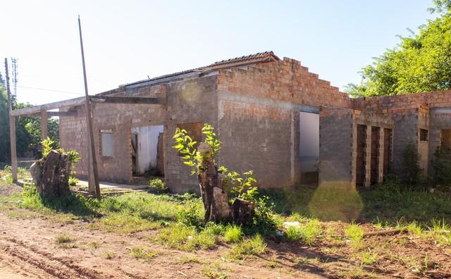Reforma de posto de saúde segue paralisada e não tem previsão de retorno em Guajará-Mirim