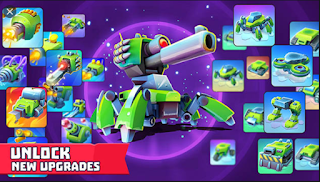 Download Tanks A Lot Mod APK Unlimited Ammo & Free Upgrade Game lậu mobile Free Full All