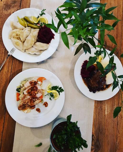 Folwark Wąsowo-pyszny obiad z kącikiem dla dzieci