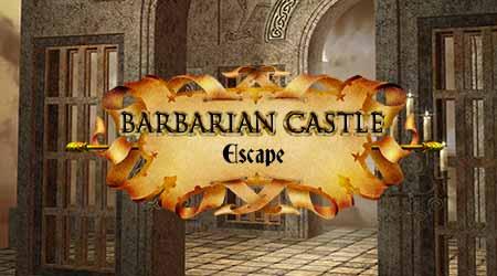 365Escape Barbarian Castle