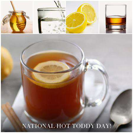 National Hot Toddy Day Wishes Images
