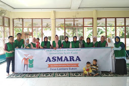 Melalui Program Asmara, Mahasiswa Keperawatan Unsyiah Wujudkan Kepedulian Terhadap Lansia