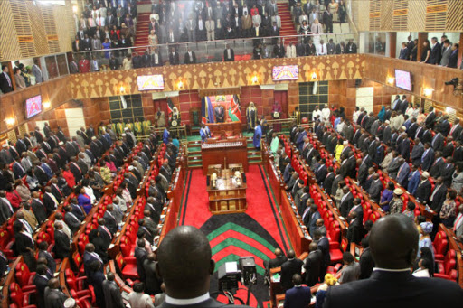 parliament of Kenya photo