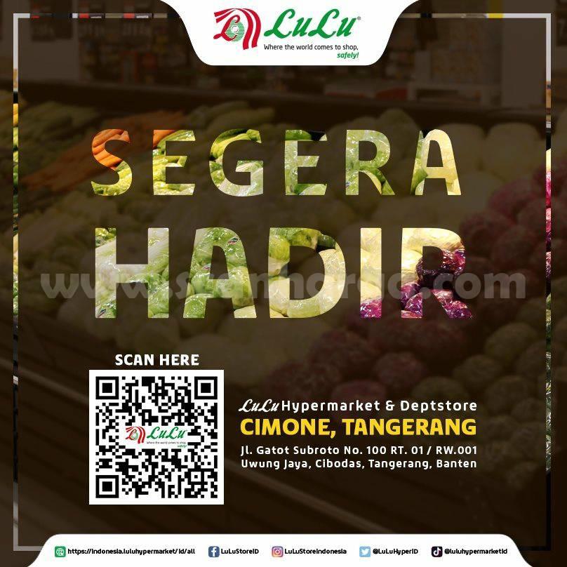 LULU Supermarket CIMONE TANGERANG Promo Grand Opening