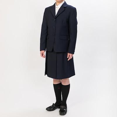 新潟県立 高田北城高等学校(女子指定制服)
